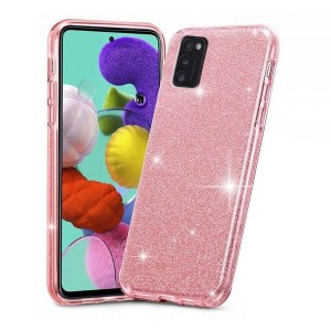 Tech-Protect Hülle Samsung Galaxy A415 A41 Glitter pink