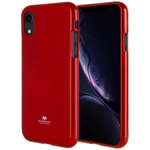 Mercury Jelly Hülle Samsung Galaxy A41 A415 rot