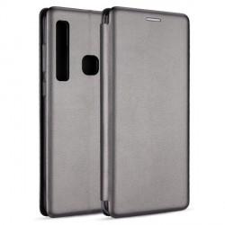 Magnetic Handytasche Huawei P40 Lite E silber