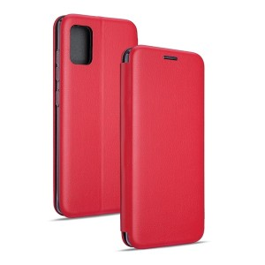 Magnetic Handytasche Samsung Galaxy A31 A315 rot