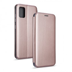 Magnetic Handytasche Samsung Galaxy A31 A315 rose gold