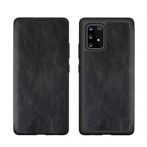 Tasche PU Leder Book Huawei P40 schwarz