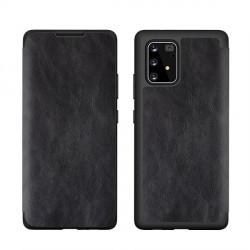 Tasche PU Leder Book Samsung Galaxy A21 A215 schwarz
