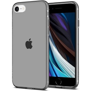 Spigen Liquid Crystal Hülle iPhone SE 2020 / iPhone 8 / 7 042CS20846 Clear