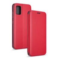 Magnetic Handytasche Samsung Galaxy A21 A215 rot