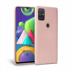 Icon Tech-Protect Hülle Samsung Galaxy A217 A21s rose