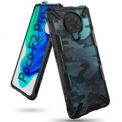 Ringke Fusion X Xiaomi Poco F2 Pro camo schwarz