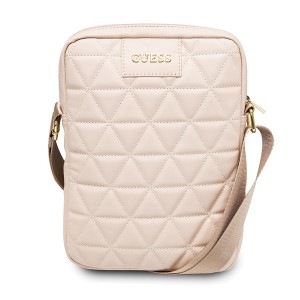 GUESS Tablet Tasche 10 Zoll Cover / Case / Hülle Gold