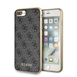 Guess iPhone SE 2020 / 8 / 7 4G Stripe Hülle GUHCI8LG4GG