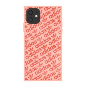 Adidas OR SQUARE Case / Hülle iPhone 11 rose