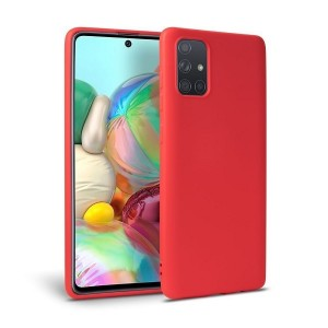 Icon Tech-Protect Hülle Samsung Galaxy A315 A31 rot