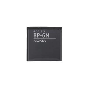 Original Nokia Akku BP-6M 9300 9300i 3250 6110N 6151 6233 6234 6280 6288 N73 N77 N81 N93 1100mah