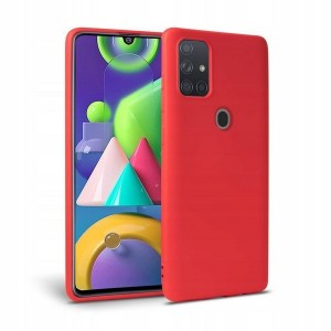 Icon Tech-Protect Hülle Samsung Galaxy A217 A21s rot