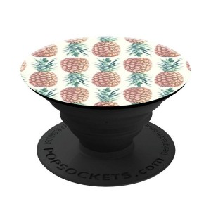 Popsockets Pineapple Pattern 101233 Stand / Grip / Halter