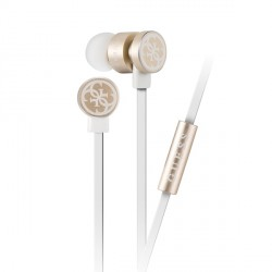 Guess Stereo Headset weiß / gold 3,5mm