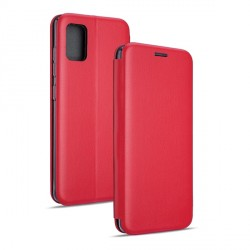 Magnetic Handytasche Samsung A21s A217 rot