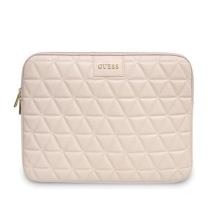 "Guess Notebook / Tablet Hülle 13"" gold GUCS13QLPK"