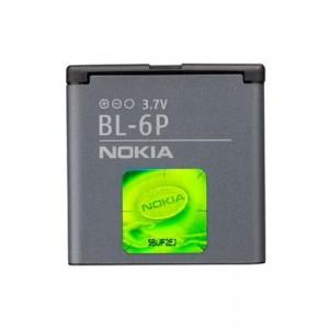Original Nokia Akku BL-6P 6500c / 7900 Crystal Prism / 7900 Prism 830mAh
