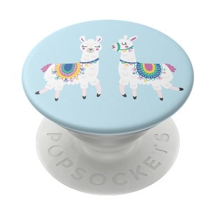 Popsockets 2 Llamaliance in Blue 801613 Stand / Grip / Halter