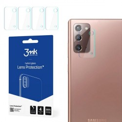 3MK Kameraobjektiv Glas Samsung Note 20 Kameraobjektivschutz 4 Stück