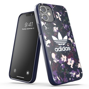 Adidas iPhone 12 mini OR Snap Case Graphic lilac