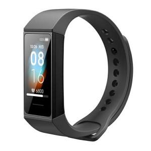 Xiaomi Mi Smart Band 4C schwarz + Sportarmband