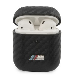 BMW Carbon M Collection cover AirPods 1 / 2 schwarz BMA2CMPUCA