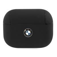 BMW AirPods Pro Echtleder Cover / Case / Hülle schwarz