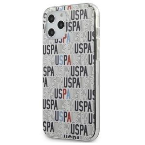 US Polo iPhone 12 Pro Max 6,7 Hülle Mania Logo USHCP12LPCUSPA6