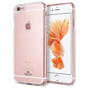 Mercury iPhone 12 mini 5,4 Jelly Hülle / Case / Cover transparent
