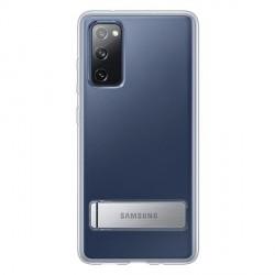 Original Samsung EF-JG780CTEGEU S20 FE G780 Clear Standing Cover