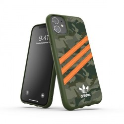 Adidas OR Moulded PU Hülle FW20 iPhone 11 camo signal orange