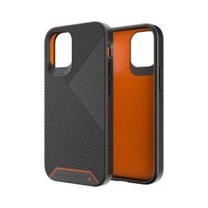 Gear4 iPhone 12 mini 5,4 D3O Battersea Betty Hülle / Cover Schwarz