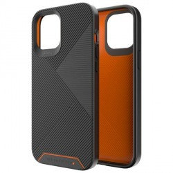 Gear4 iPhone 12 Pro Max 6,7 D3O Battersea Fred Hülle / Cover Schwarz