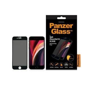 PanzerGlass iPhone SE 2020 / 8 / 7 / 6s / 6 Privacy CamSlider Privatsphäre E2E