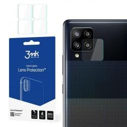 3MK Kameraobjektiv Glas Samsung A42 Kameraobjektivschutz 4 Stück
