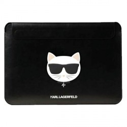 "Karl Lagerfeld Hülle Choupette bis Notebook / Tablet 13,3"" KLCS133CHBK"