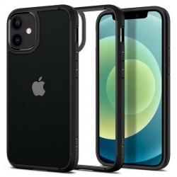 Spigen iPhone 12 mini 5,4 Ultra Hybrid Hülle schwarz matt
