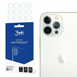 3MK Kameraobjektiv Glas iPhone 12 Pro Max Kameraobjektivschutz 4 Stück