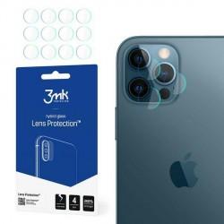 3MK Kameraobjektiv Glas iPhone 12 Pro Kameraobjektivschutz 4 Stück