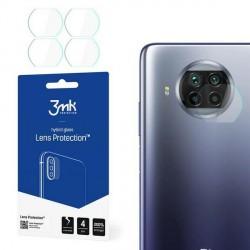 3MK Kameraobjektiv Glas Xiaomi Mi 10T Lite Kameraobjektivschutz 4 Stück