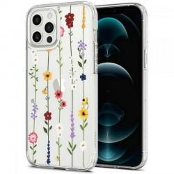 Spigen iPhone 12 / 12 Pro 6.1 Cyrill Cecile Flower Garden