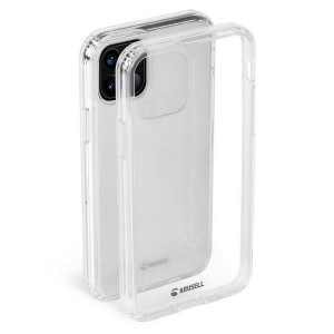 Krusell iPhone 12 Mini 5,4 Hard Cover / Hülle / Case klar / transparent