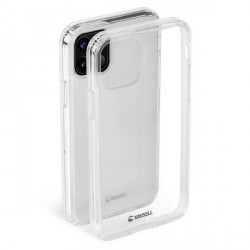 Krusell iPhone 12 / 12 Pro 6,1 Hard Cover / Hülle / Case klar / transparent
