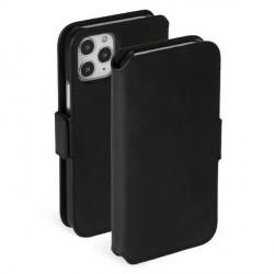 Krusell iPhone 12 Pro Max 6,7 Ledertasche Sunne 3 Card PhoneWallet schwarz