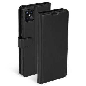 Krusell iPhone 12 Mini 5,4 PhoneWalet Tasche schwarz