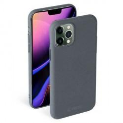 Krusell iPhone 12 / 12 Pro 6,1 Sand Cover / Hülle / Case Grau / Stein