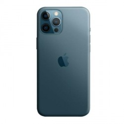 Puro iPhone 12 Pro Max 6,7 Nude 0.3 Schutzhülle Ultra Transparent