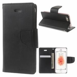 Mercury Bravo iPhone 12 mini 5,4 Handytasche schwarz