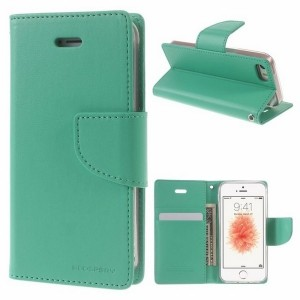 Mercury Bravo iPhone 12 mini 5,4 Handytasche mint